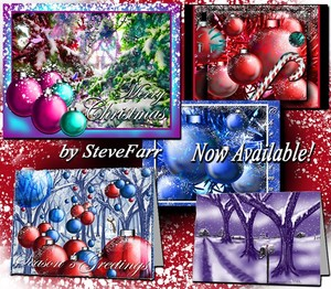 Farr*Art Christmas Cards Available!!