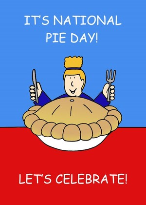 National PIe DAy January 23rd