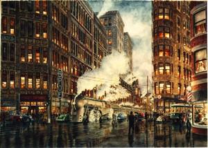 The 20th Century Ltd.: Syracuse, N.Y. ca. 1939