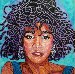 Whitney in Glass