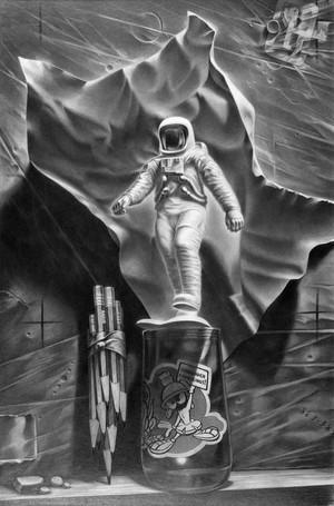 Mars Landing (Surrender Earthings!)