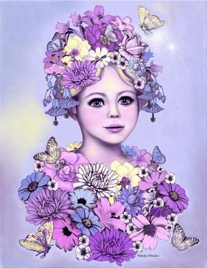 Magic Realism Portrait