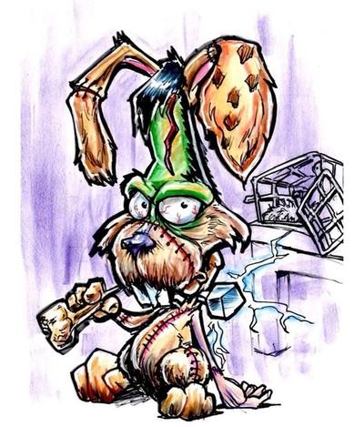 FRANKEN-rabbit