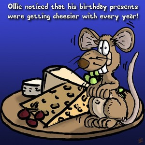 Ollie the Mouse