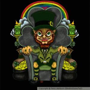 Evil Leprechaun