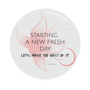 GC_Starting a new fresh day