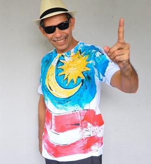 T-Shirt MERDEKA