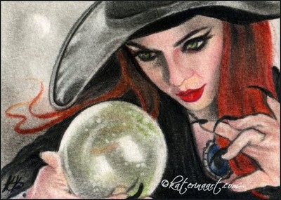 Witching Spell