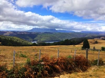 Cradle Mountain Scenery Tasmania