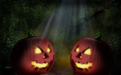 Halloween Laughter