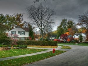 Waddington Street Birmingham Michigan