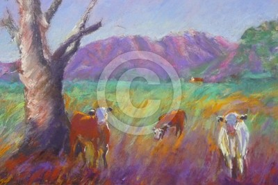 Country Scenes with Animals