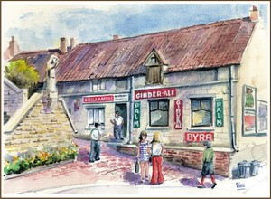 The oldest café