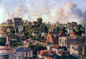 Los Angeles Bunker Hill ca.1898
