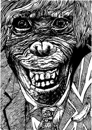 I'm gonna make a monkey outta you 001