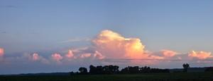 Missouri River Cloudscape