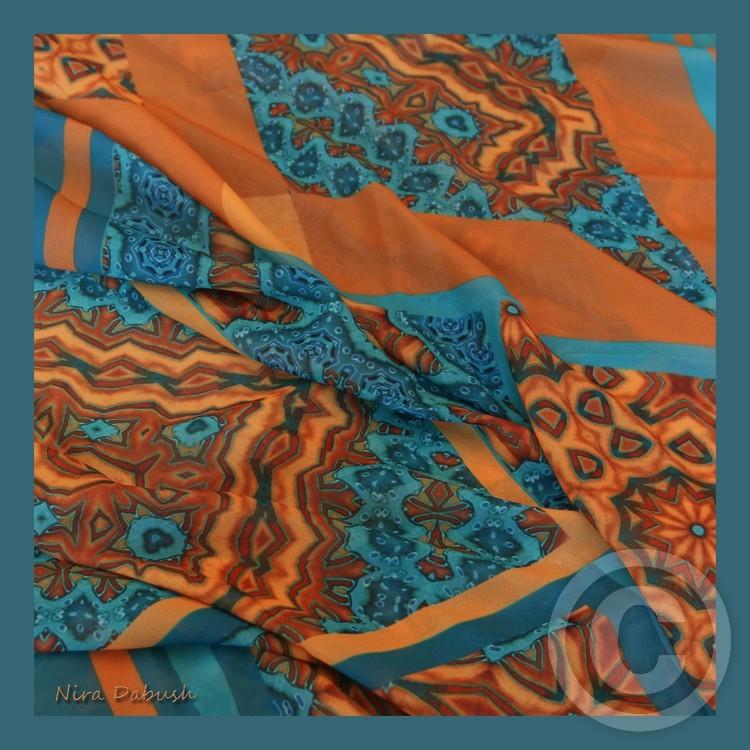 Fabric Designed by, Nira Dabush