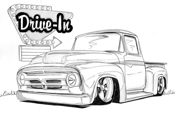 Old Cars Coloring Pages as well 1957 Chevy Car Phone further 1967 Chevy Impala Project Car For Sale Under 2000 besides  also 1045 Ccc. on 1957 chevy bel air drag car