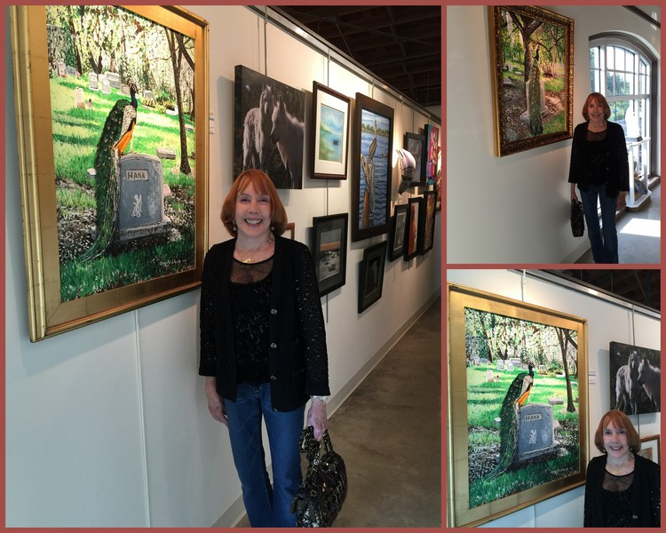 Stirling Gallery Art Show Opening Reception