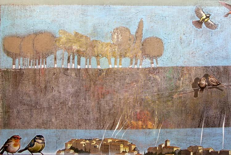 Landscape. 102 x 151,5.