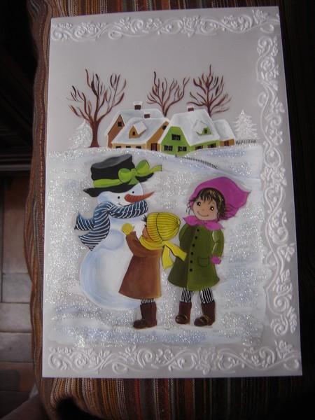 Tarjetas de navidad 2009 by carmen aldana - Detalles de navidad ...