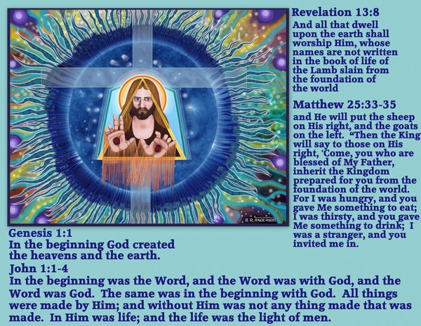 the lamb slain from the foundation The foundation of the world was even before adam and eve sinned and fell away from god's fellowship and presence how is it that jesus christ is called this lamb of god that was slain from the foundation of the world.