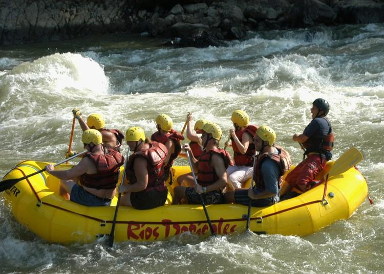 Costa Rico White Water Ride