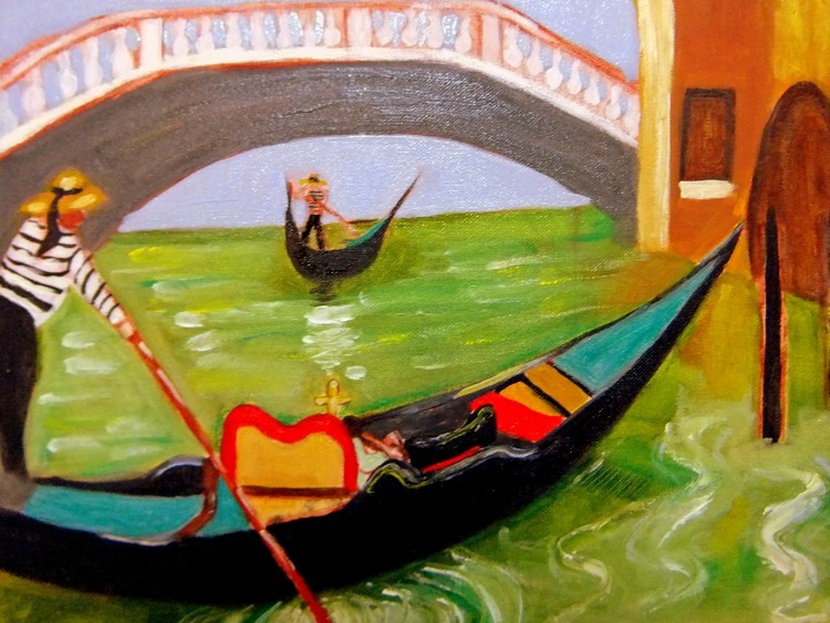 Dreams of Venice