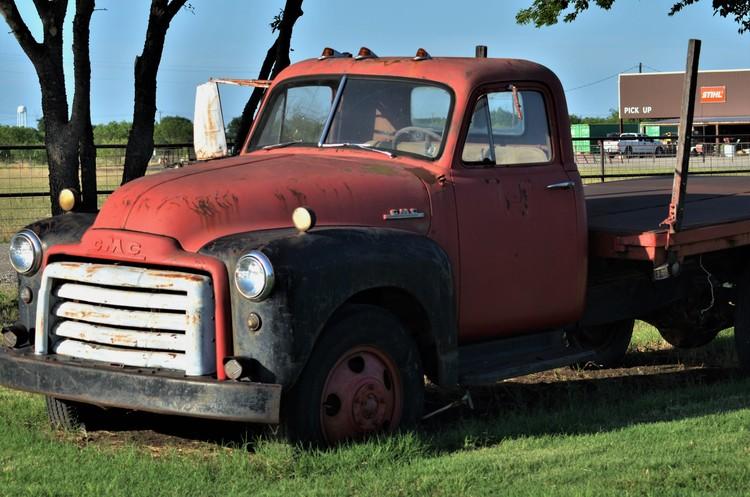 1950 GMC Flatbed