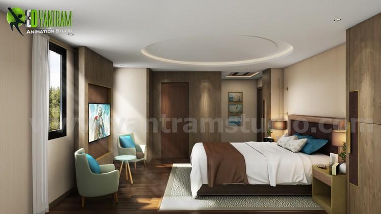 Creative Modern Bedroom Design Ideas Paris, France