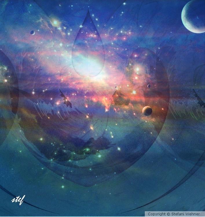 far off galaxy