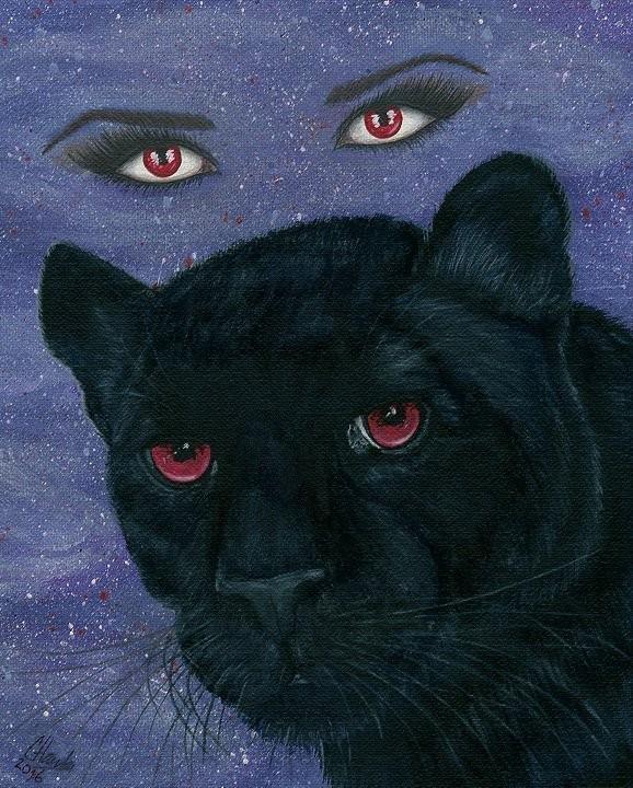Carmilla Novel Black Cat