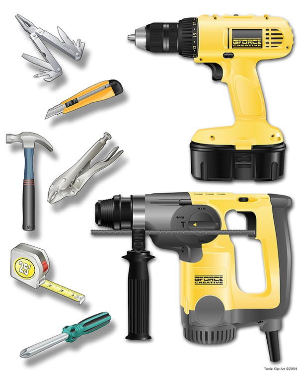 free clipart work tools - photo #28