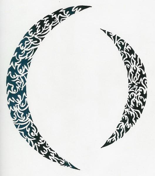 circle tattoos. A Perfect Circle Tattoo