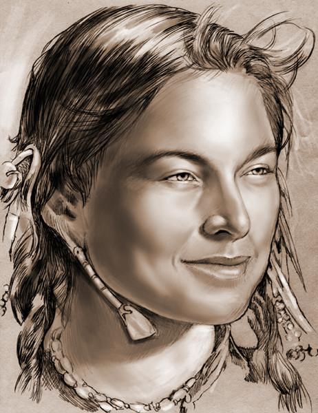 Greg Joens: <b>Sacagawea</b>