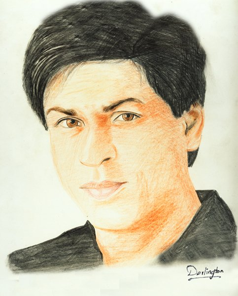 sharukh khan coloring pages - photo#10