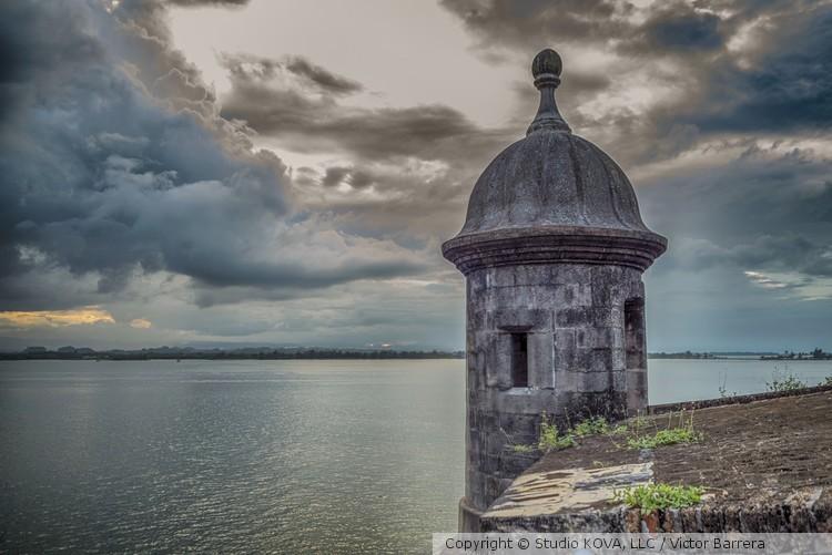 Old San Juan Garita