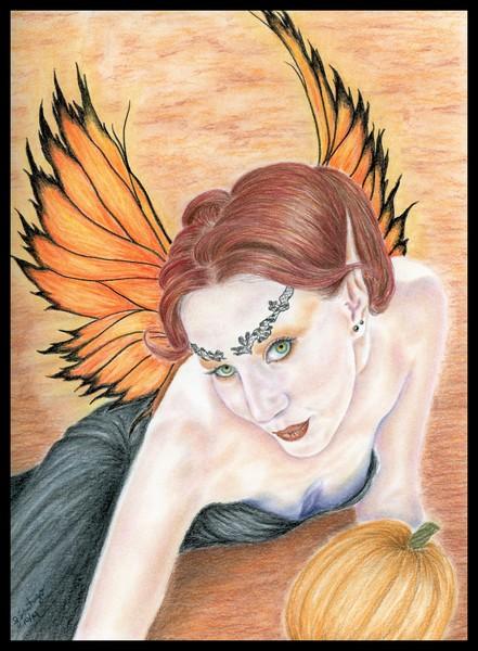 Halloween Fairy 2014