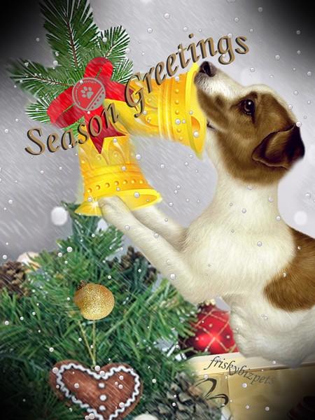Christmas Tree Dogs