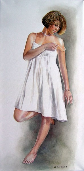 Doris joa portfolio gallery for White shadow paint color