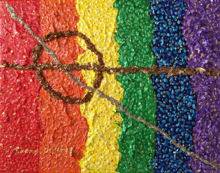 Rainbow 3-D
