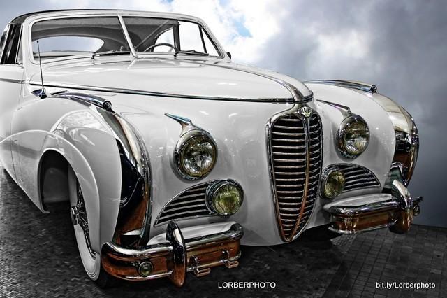 1949 Delahaye Coupe DeVille