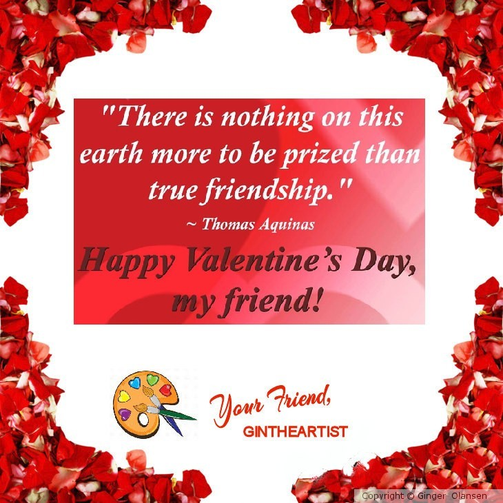 Happy Valentines Day to Everyone at AW