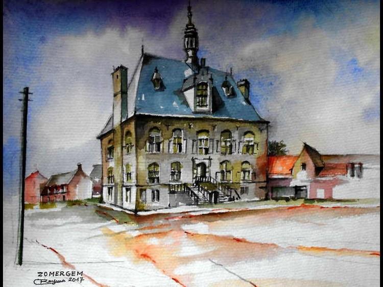 Zomergem (East-Flanders)