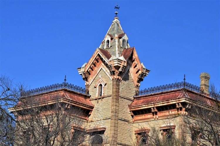 Waggoner Mansion (El Castile)