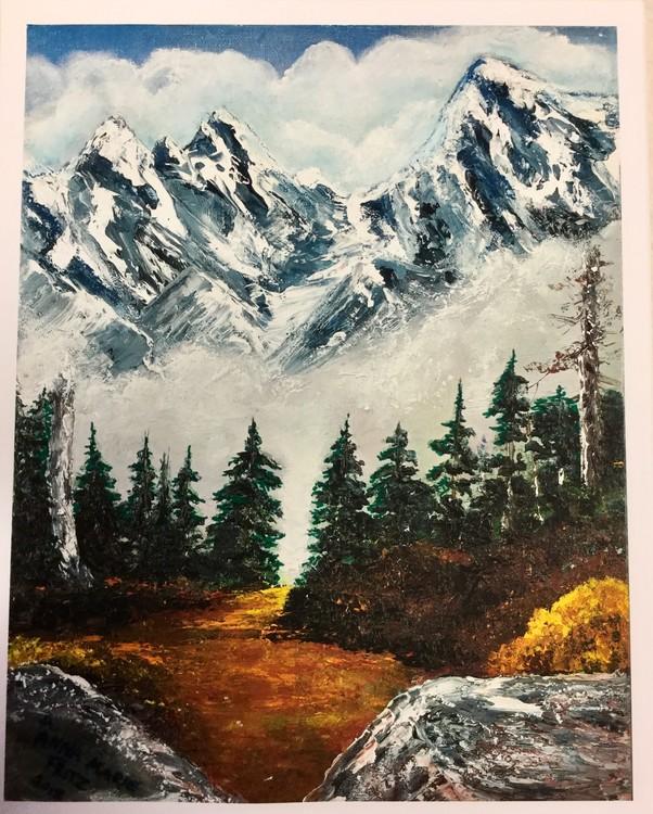 Autumnal Rockies