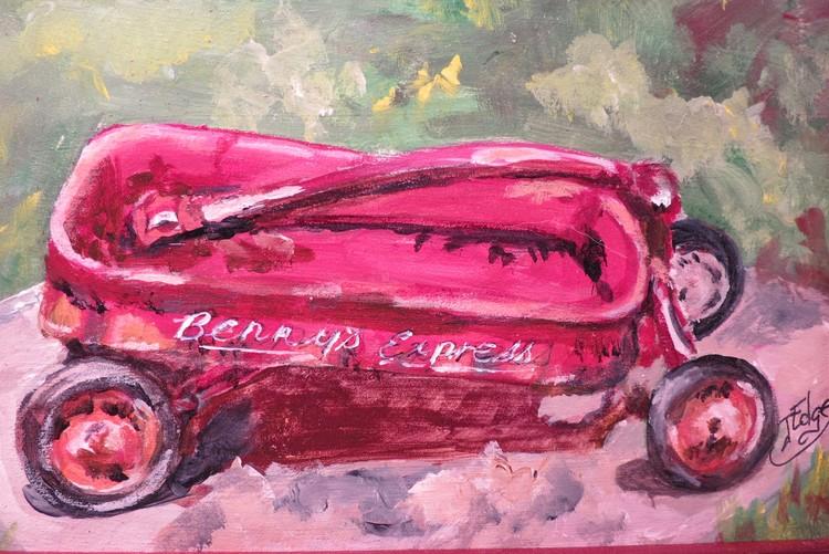 1950's Wagon