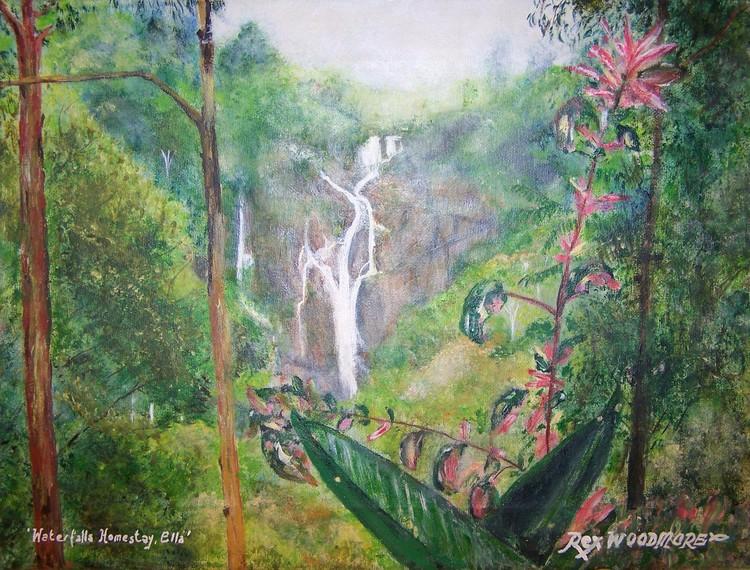 Waterfalls Farmstay,Ella