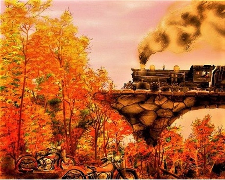 Fall runs Wild