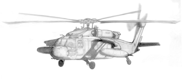 Drawings Of Helicopter...